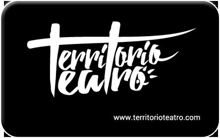 Tarjeta Territorioteatro